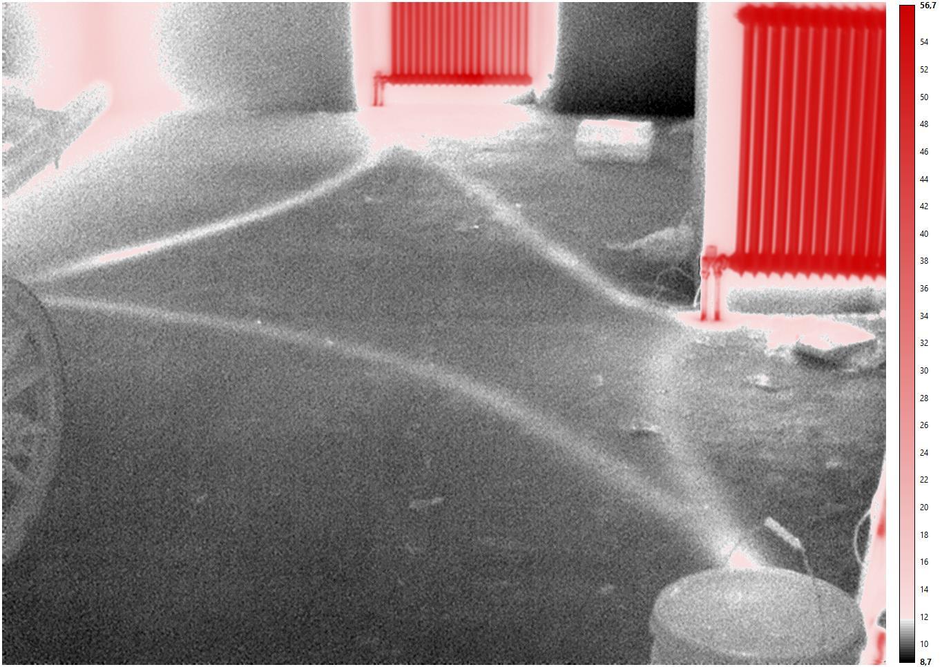Tracciamento impianto di riscaldamento